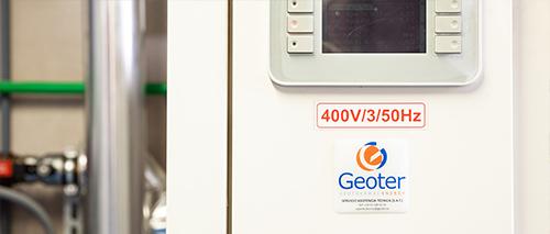 Mantenimiento geotermia Geoter